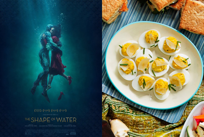 9 Best Picture Nominee-Themed Eats for Your Oscar Party