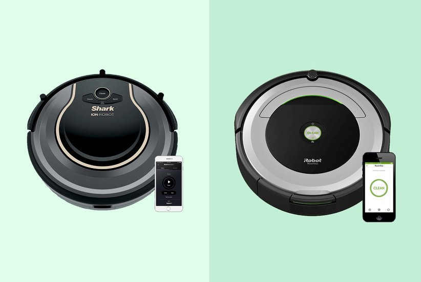 Roomba vs Shark: I Tested 2 Affordable Robot Vacuums, And Here's What Happened
