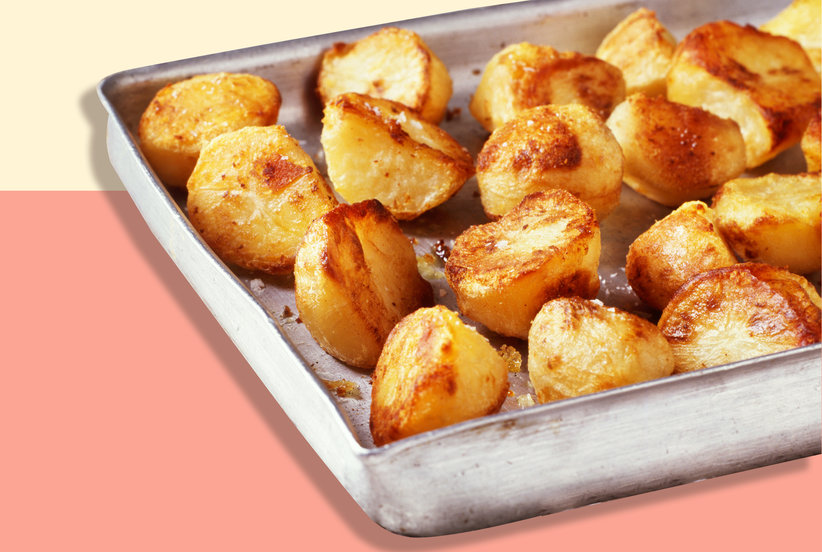 The 9 Commandments for Cooking Perfectly Crispy Oven-Roasted Potatoes