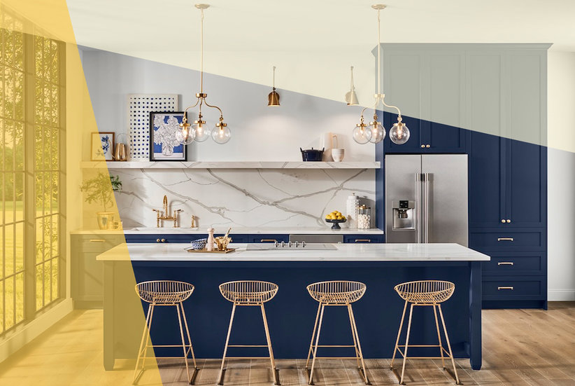 Sherwin-Williams Just Announced Its Color of the Year 2020, and We're Ready to Use It in Every Room