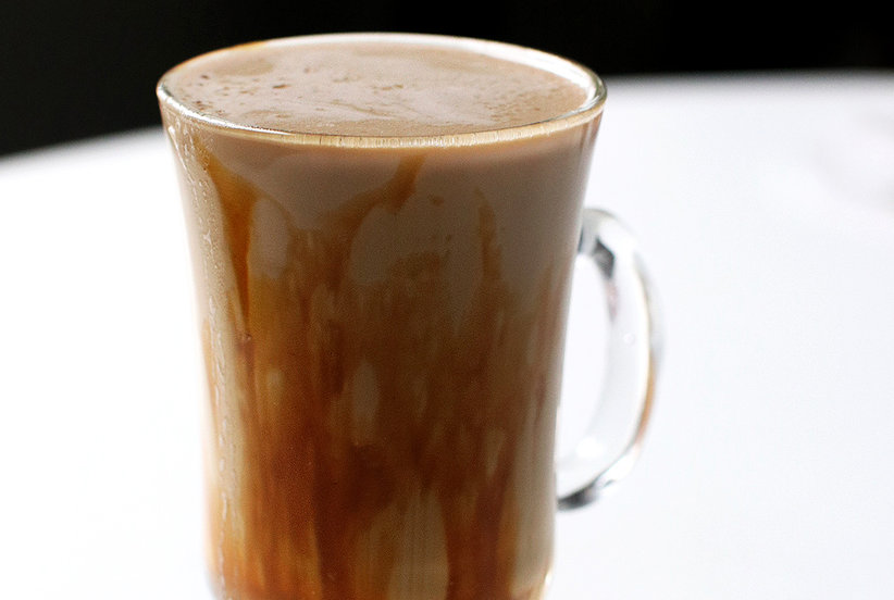 How to Whip Up the New Starbucks Smoky Butterscotch Latte at Home