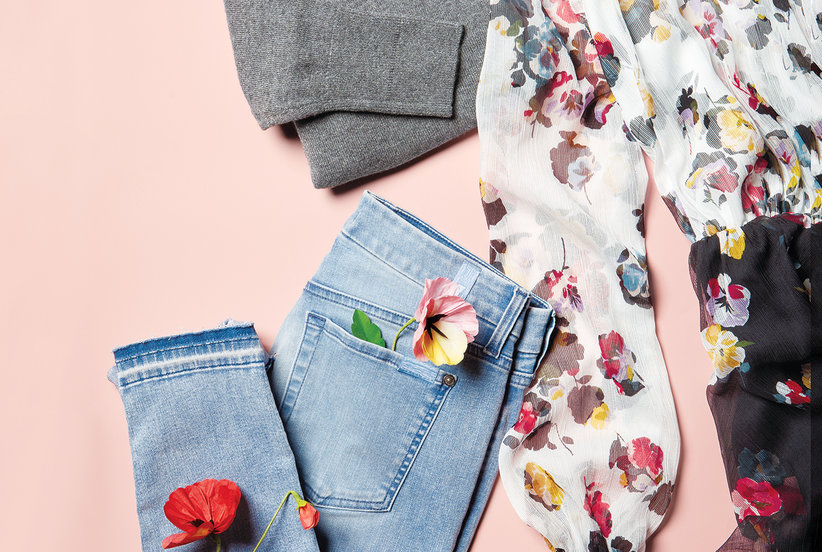Your Spring Capsule Wardrobe: 9 Staples That Make Getting Dressed Easier
