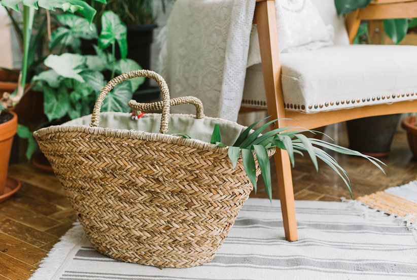 The Best Straw Bags You'll Want to Use Even When Summer Ends