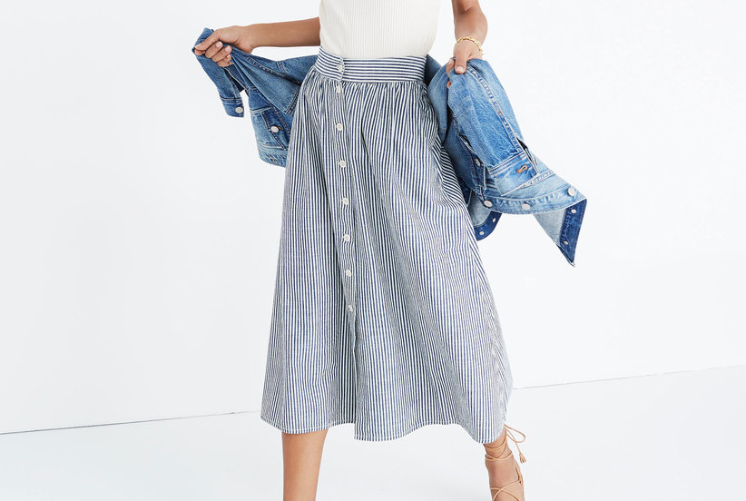 The Madewell Items We're Absolutely Obsessed With