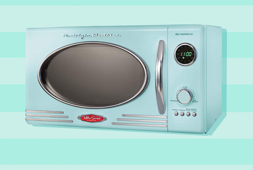 Proof That Microwaves and Toaster Ovens Don't Have to Ruin Your Kitchen Aesthetic