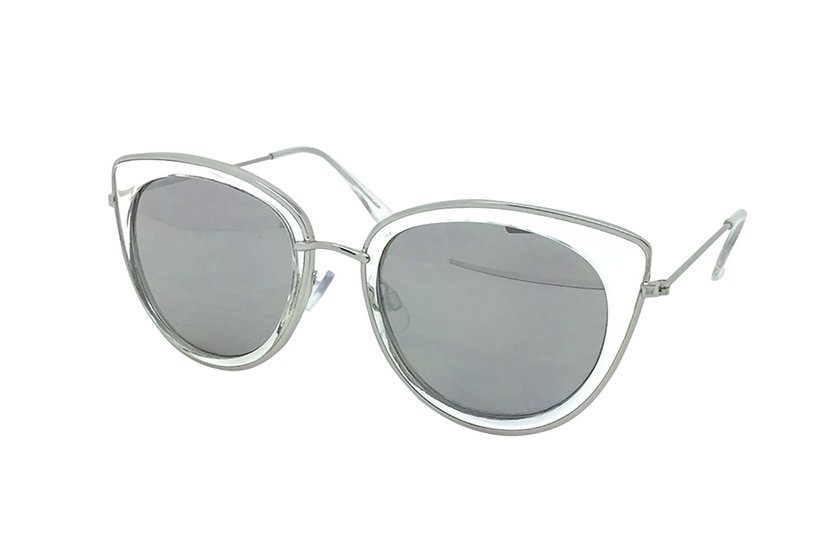98a93e14719 Holiday Sale  Zenni Stainless Steel Full-Rim Prescription Eyeglasses