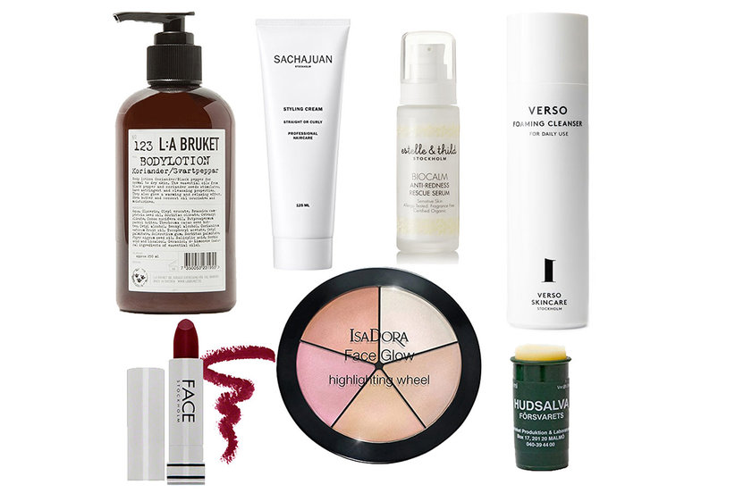 You're Going to Be Obsessed With These Swedish Beauty Products