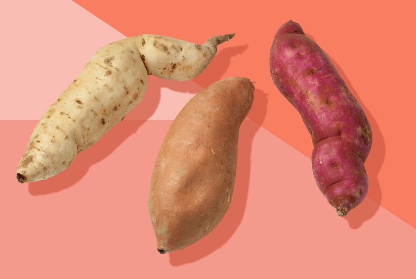 These Are Many Varieties of Sweet Potatoes You Can Roast—These Are Our Favorites