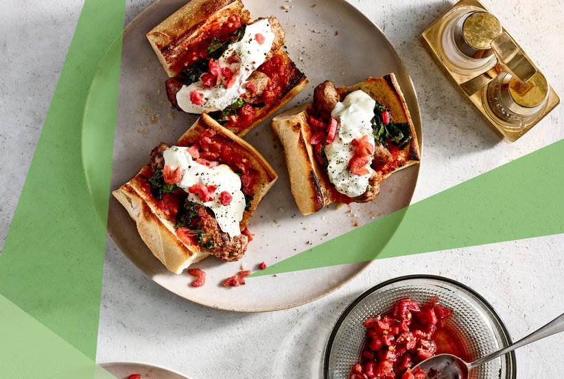 14 of Real Simple's Top Tailgating Recipes on Pinterest