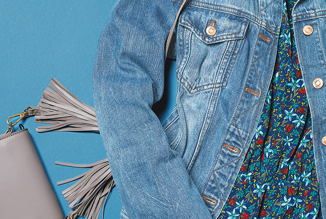 These 9 Denim Pieces Are All You Need for Countless Stylish Outfits