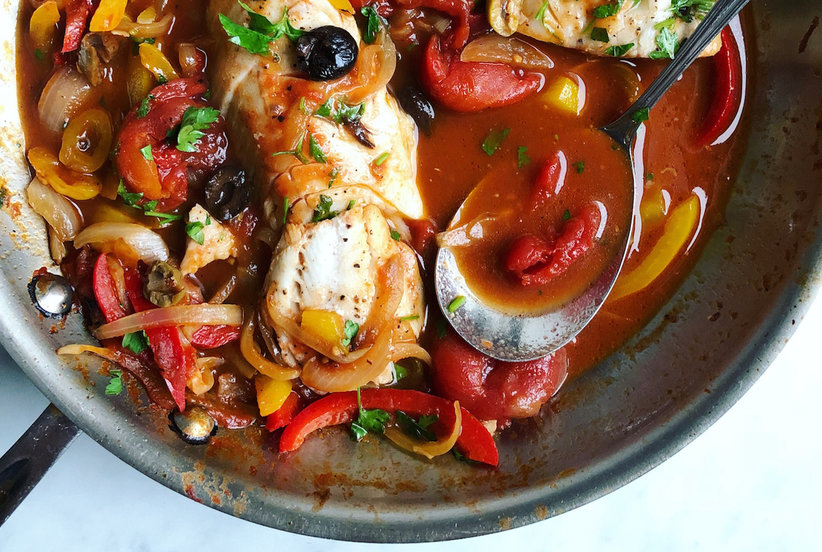The Easy Weeknight Recipe That Gets Me to Eat Fish