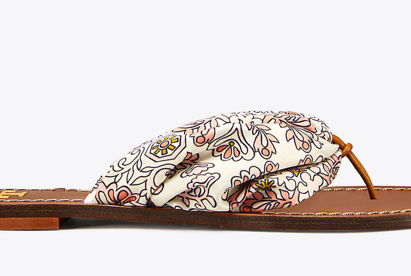 5 Sandals We Need From Tory Burch's 40% Off Summer Sale