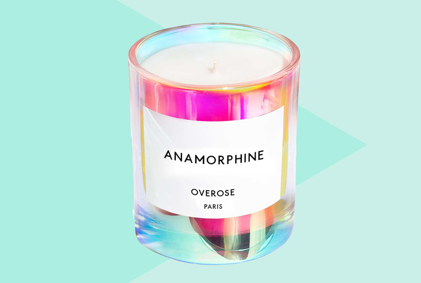 This Gorgeous Holographic Candle Smells Even Better Than It Looks