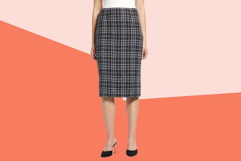 6b51a31c38 13 Stylish Pencil Skirts to Give Your Work Wardrobe a Chic Upgrade