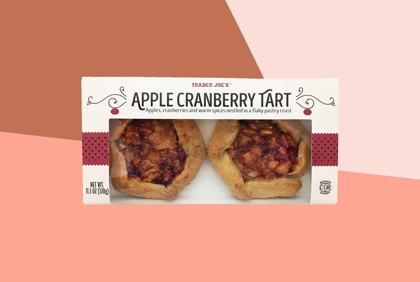 If You Try One Trader Joe's Item This Thanksgiving, Let It Be This Dessert