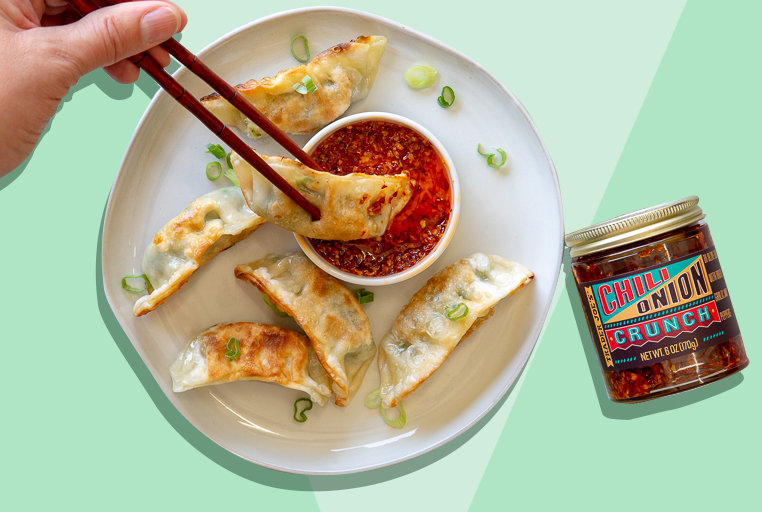 Trader Joe's New Chili Onion Crunch Spread May Be the Best Creation Ever