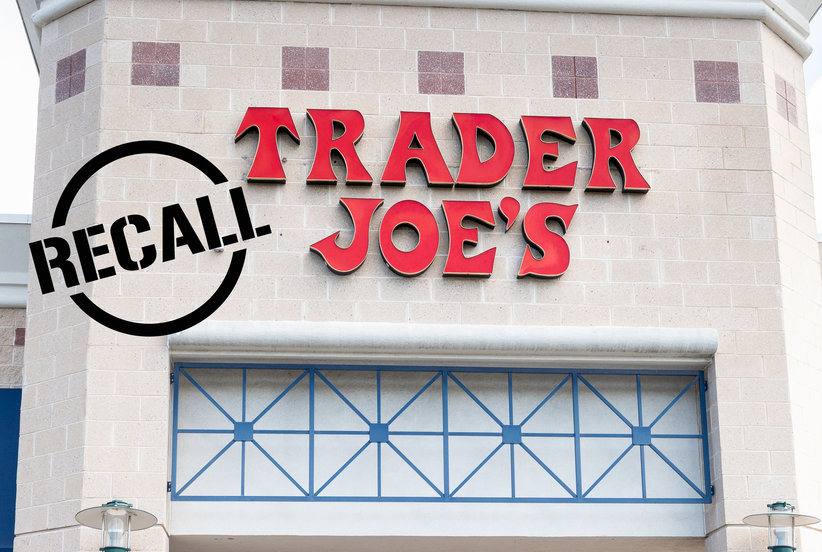 10 Trader Joe's Products Are Being Recalled for Potential Listeria Contamination—Here's What You Should Know