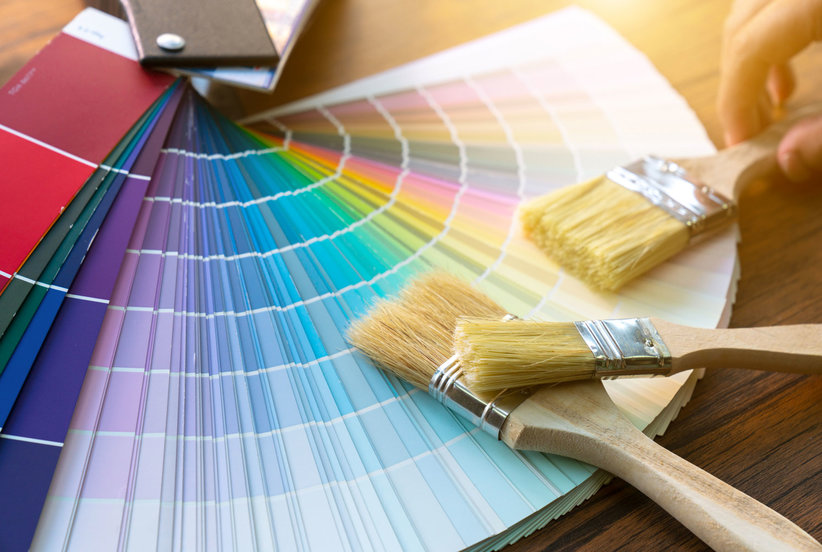 These Trim Paint Colors Can Help Your Rooms Look Bigger