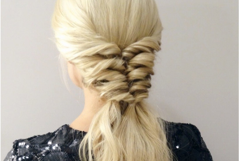 Ponytail Hairstyles To Help You Beat The Heat Real Simple
