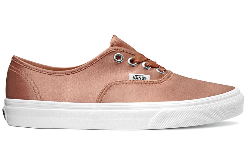 Vans' New Satin Lux Collection Is About To Be Your Next Obsession
