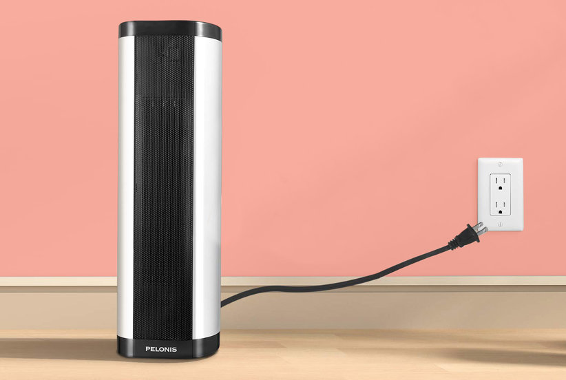 I Finally Found a Space Heater That Really Works—and Isn't Ugly