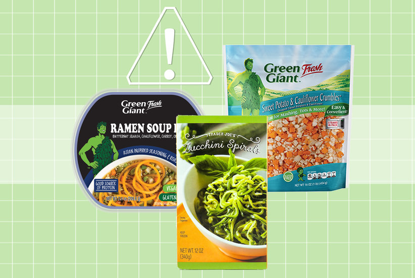 Trader Joe's and Green Giant Veggies Are Being RecalledforPotential Listeria Contamination—Here's What to Know