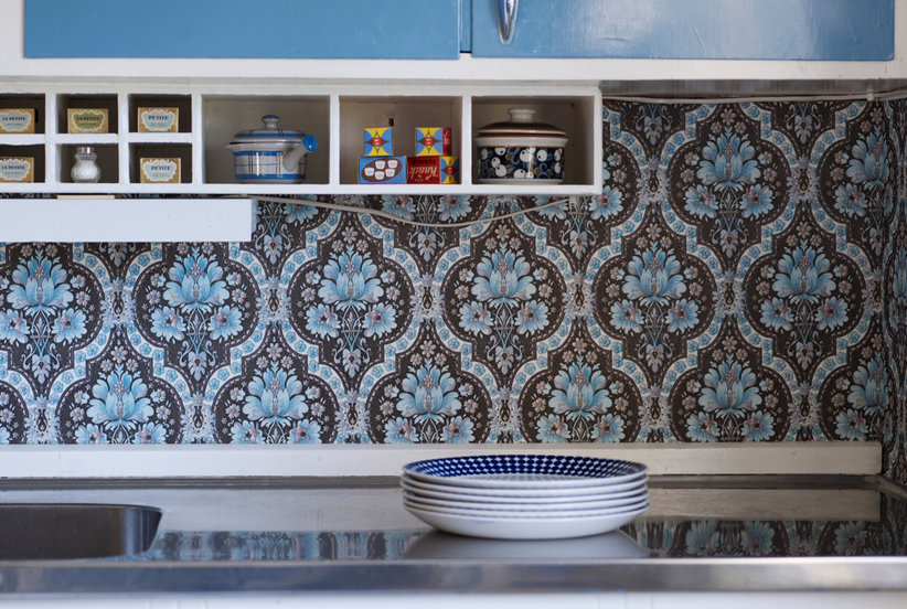This Is Everything You Need for a Dreamy Vintage or Retro Kitchen