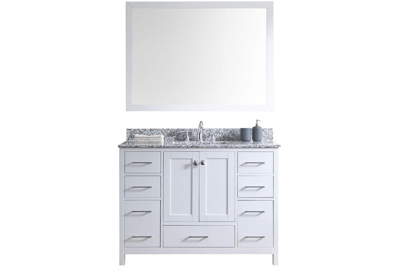 5 Bathroom Items to Buy From Home Depot's White Sale