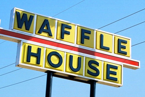 These restaurants and stores are open on new year s eve for Is waffle house open on thanksgiving