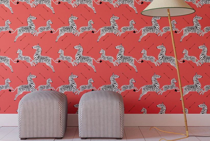 These Removable Wallpapers Are the Best No-Risk, High-Reward Design Move