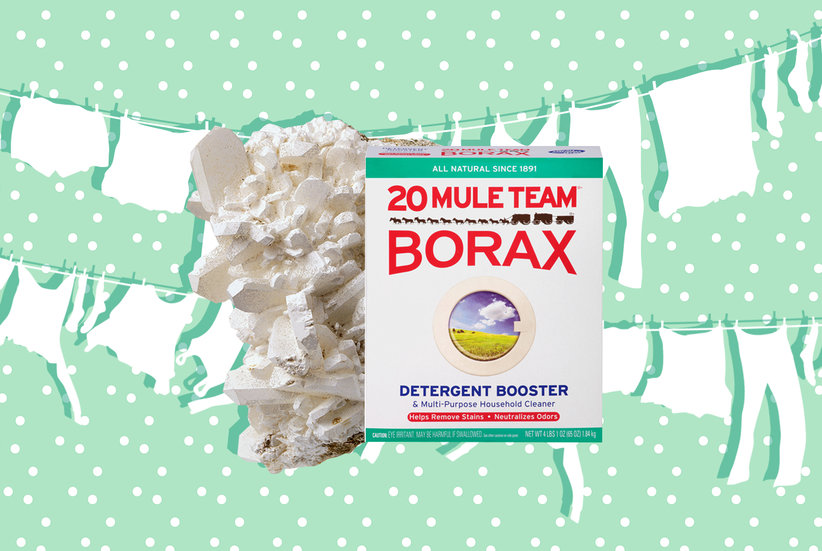 Borax Is Making a Comeback, But Does It Really Belong in Your Washing Machine?