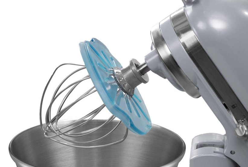 This Genius Tool Will Clean Your Stand Mixer in Seconds