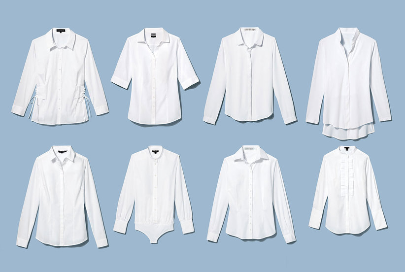 The 10 Best White Shirts We've Ever Worn