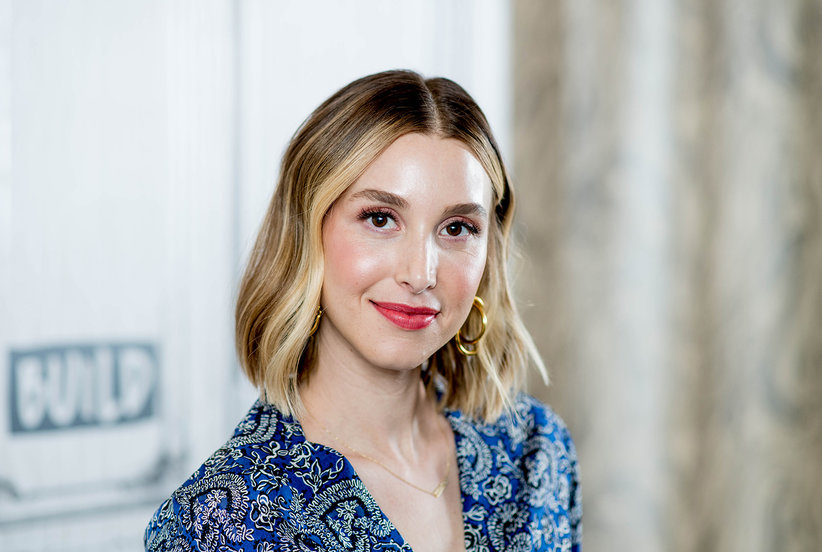 The Three Moisturizers Whitney Port Uses on Her Face Every Morning