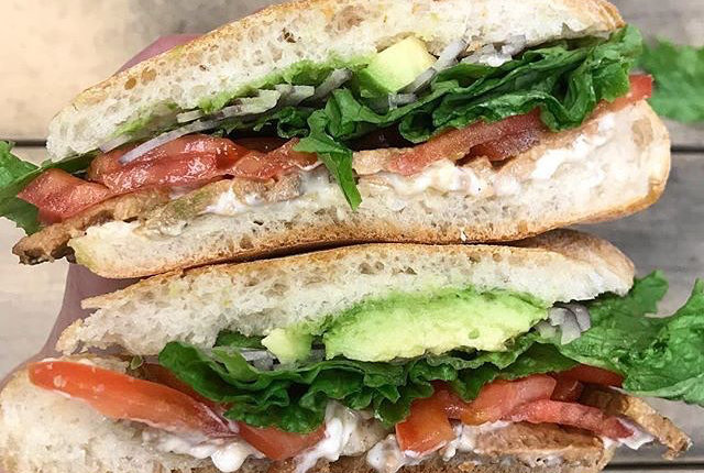 This Woman's Reaction to a Vegan BLT From Whole Foods Is Everything