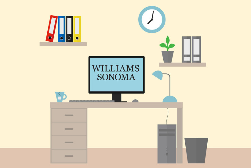 Williams Sonoma Is Hiring Thousands of Seasonal Work-From-Home Employees Before the Holidays