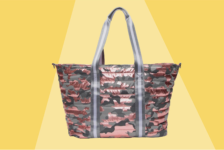 This Tote Bag Fits Everything, Weighs Nothing, and Has Helped Ease My Purse-Related Shoulder Pain