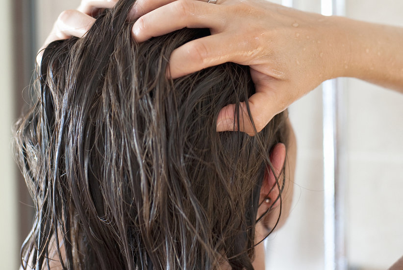My Fine Hair Finally Has Volume—All Because of This Inexpensive Pantry Staple