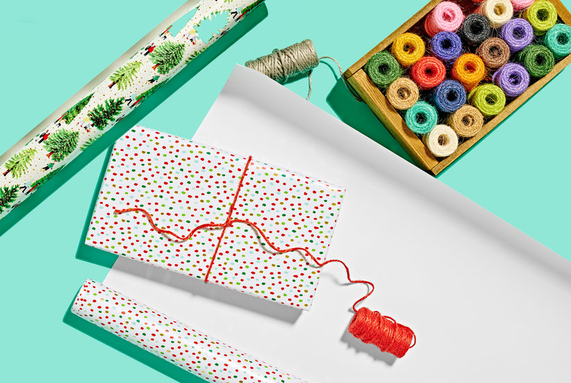 The Coolest Gift Wrap Supplies for the Holidays