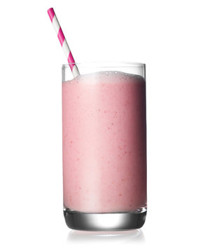 strawberry-buttermilk-smoothie