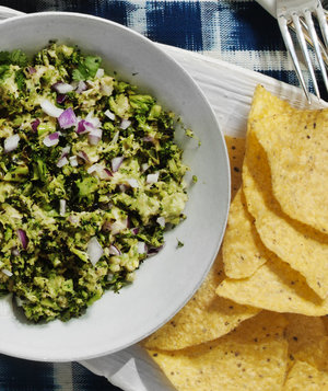 charred-broccoli-guacamole