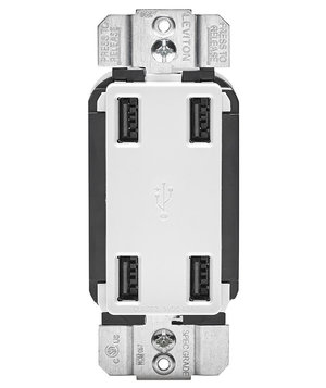 leviton-4-port-usb-charger