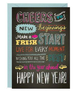chalk-typography-new-year-card