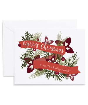 personalized-christmas-card-set