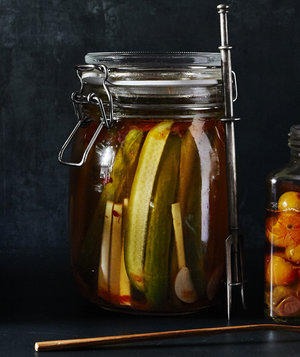 Quick Kimchi Pickles | Real Simple