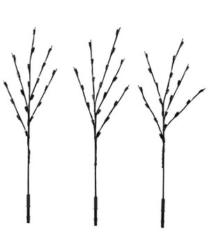 led-brown-twig-pathway-light-stakes