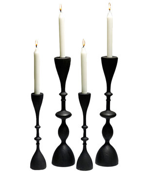 wave-wooden-candlesticks
