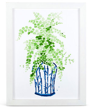 ginger-jar-maidenhair-fern-print