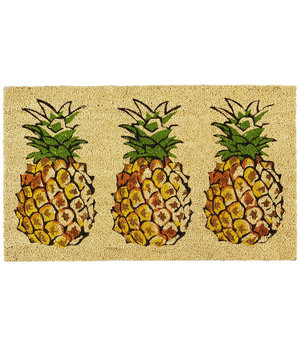 pineapple-trio-doormat