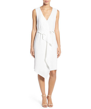 adrianna-papell-drape-front-faux-wrap-dress